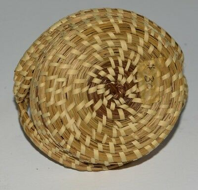 Low Country Sweetgrass Oval Basket, Handcrafted