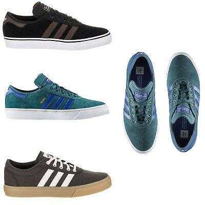 e0dd43edabc8 NEW Adidas Men s ADI EASE PREMIERE ADV SkateBoard Shoes Suede Canvas  Sneakers