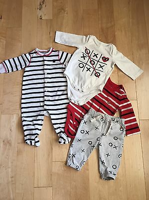 Baby Gap 3-6 mo, Lot, Valentine's Day, Holiday, Boy, Months, Love, Pants, Pjs