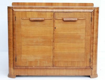 Authentic Art Deco Sideboard / Cabinet