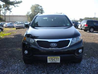 2013 Kia Sorento EX 2013 Kia Sorento EX Black on Black, Leather Moonroof 3rd Row