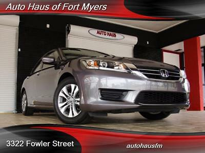 2014 Honda Accord LX We Finance & Ship Nationwide Aux/USB Input Bluetooth CD Player 1 FL Owner