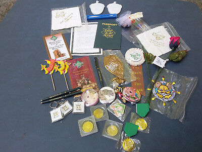 Charming Tails Convention Package Items Passport To Leaf & Acorn Club