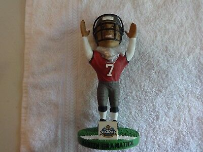 bobble head NFL football MARTIN GRAMATICA tampa bay buccaneers action pose AGP