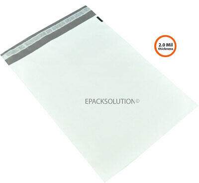 500 POLY MAILERS 6x9 SELF SEALING SHIPPING ENVELOPES BAGS EPS BRAND 2MIL