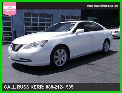 2008 Lexus ES 350 Base Sedan 4-Door 2008 Used 3.5L V6 24V Automatic Front Wheel Drive Sedan Premium