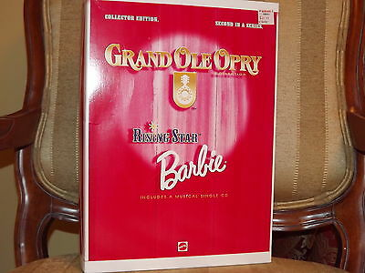 1998 Mattel Rising Star Barbie Grand Ole Opry 2nd in Series #17864 NRFB