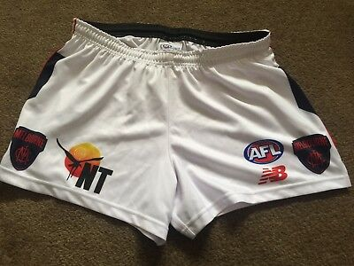 Melbourne Demons On Field Shorts New Free Postage