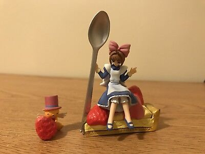 Cardcaptor Sakura Collectible NHK Figure, Strawberry Pie Version, New, Open Box