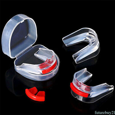 Boxing Mouth Guard Silicone Mouthpiece Teeth Protector For Boxing MMA Sports