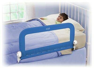 Summer Infant Grow with Me Blue Single Bed Rail. From the Argos Shop on ebay
