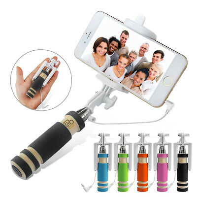 Extendable Telescopic Selfie Stick Monopod For Camera Phone Holder Stand