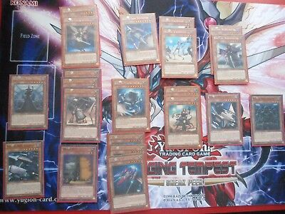YU-GI-OH Kozmo full deck, extra deck included, deckbox included,sleeves included