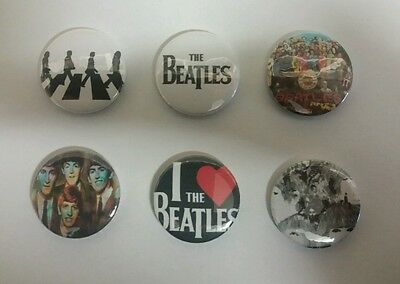 The Beatles Badge (Choose your design!)