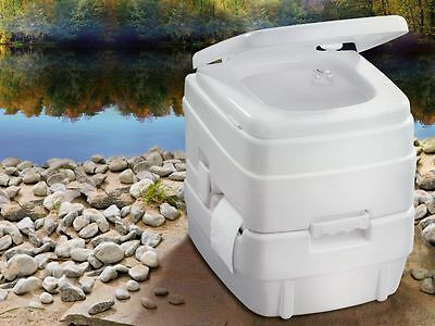 rocktrail Mobile Toilet Camping Toilet WC Outdoor 36x38x43 cm