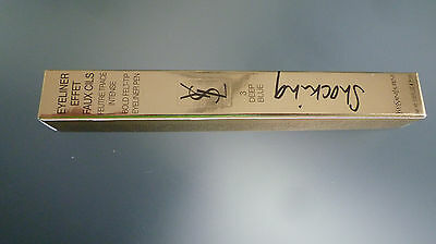 YSL Shocking No 3 Deep Blue Eyeliner Effet Originalware Yves Saint Laurent