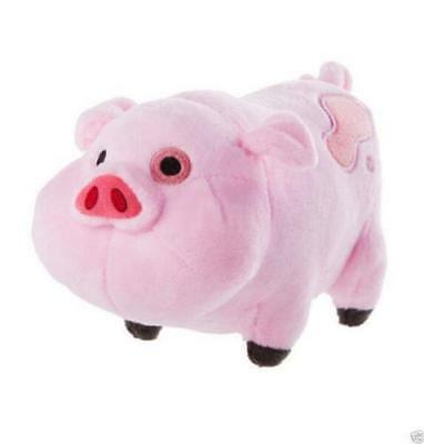 Gravity Falls Waddles Plush PINK PIG TOY DOLL 16cm