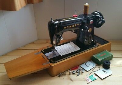 singer 306k24 heavy duty semi industrial straight & zigzag  sewing machine