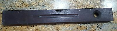 Vintage Rabone Spirit Level No.113 early 20th century Made in England