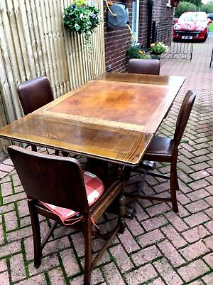 Victorian / Antique Dining Table/ Library Table And Chairs could get get deliver