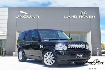 2013 Land Rover LR4  Climate Comfort Package HSE Package Satellite and HD Radio