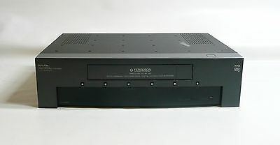 Basic VHS VCR Video Recorder Player in Black colour