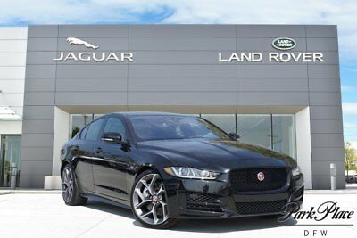 2017 Jaguar Xe R-Sport Sedan 4-Door R-Sport Adaptive Dynamics Comfort & Convenience Technology Pack 20 inch Wheels
