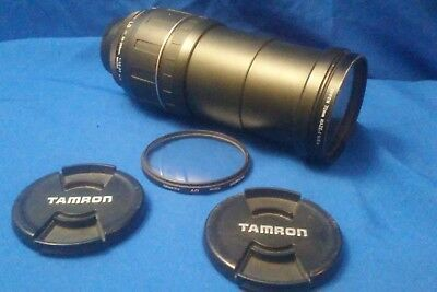 TAMRON AF 28-300mm F/3.5-6.3 LD Aspherical (IF) Macro Lens for Nikon From Japan