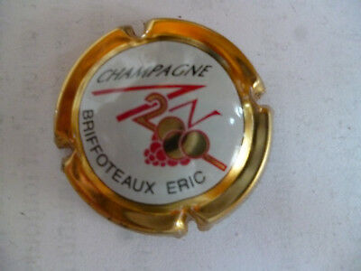 """capsule AN 2000, N°617 contour or, Briffoteaux Eric, """"extra"""""""