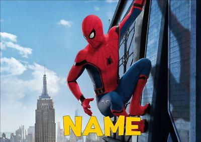 SPIDERMAN e PERSONALISED PLACEMAT