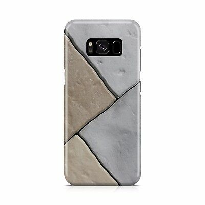 Stone Mixed Marble Layers Effect Rock Granite Collage Phone Case Cover