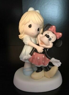 """Disney Collection Precious Moments """"You Are A Classic!"""" Minnie Mouse 109008"""