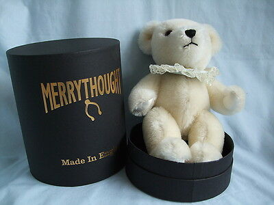 Merrythought Prince George Special Edition Bear BOXED