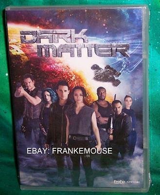 New Syfy Dark Matter Complete First 1St Season 1 One 5 Disc Tv Dvd Set 2016