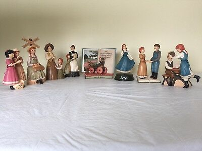 Anne of Green Gables Cherishables Set