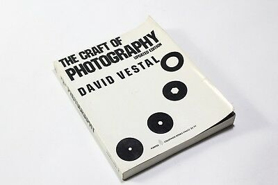 David Vestal Updated Edition The Craft Of Photography Book
