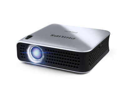 Philips PicoPix Ultra-Portable Pocket Projector PPX4010/INT