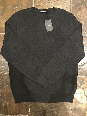 Country Road Knit Jumper XL Pique Crew Pullover