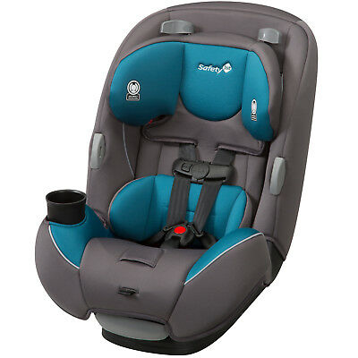 Safety 1st Continuum 3-in-1 Car Seat with QuickFit� Harness