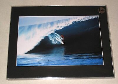 And Irons and Kelly Slater Matted Prints (Qty-5)