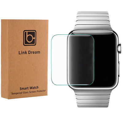 9H Anti-Scratch Tempered Glass Screen Protector for Apple Watch Series 1/2, 42mm