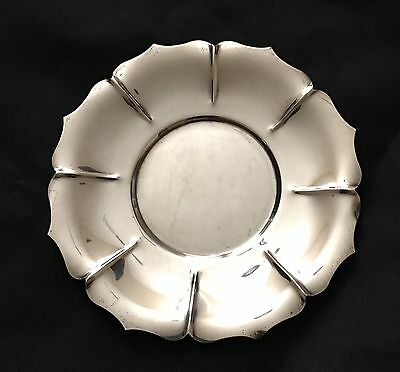 Lunt Sterling Silver Pipkin Tray / Saucer