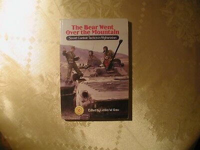 The Bear Went over the Mountain. Soviet Combat Tactics in Afghanistan