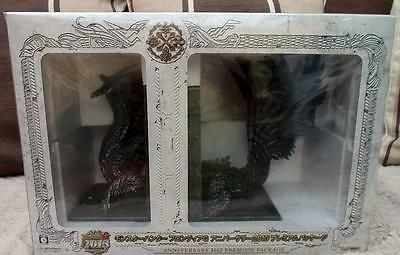 2013 Bookends Monster Hunter statue Anniversary PC Frontier G Premium pack