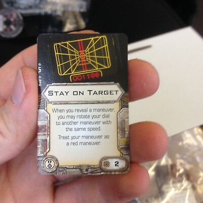 X-wing Miniatures Stay On Target EPT