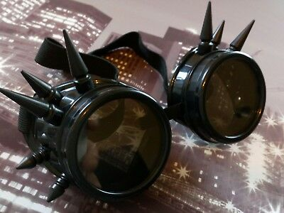 Jet Black Grinding cutting Oxywelding/Brazing Safety Goggles