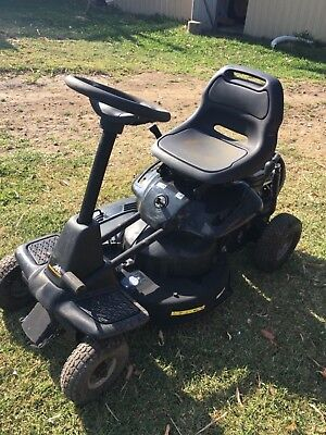 Ride on McCulloch lawn mower