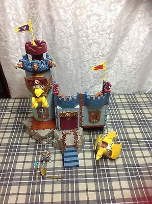 Fisher Price Imaginext system; Bravemore Castle