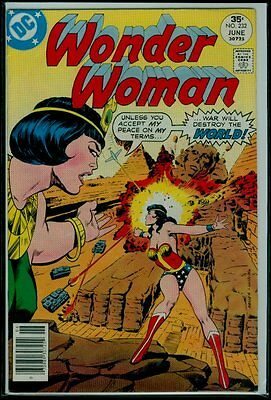 DC Comics WONDER WOMAN #232 FN 6.0