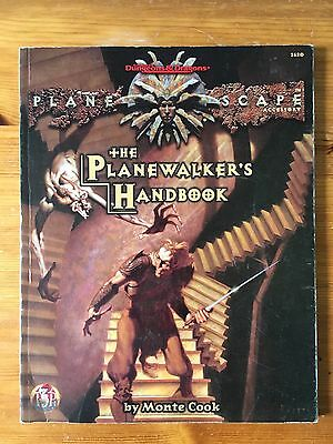 The Planewalker's Handbook - Advanced Dungeons & Dragons AD&D 2620 - Monte Cooke